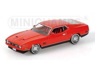 MINICHAMPS 436087120 FORD MUSTANG J. BOND DIAMONDS ARE FOREVER Modellino