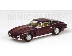 MINICHAMPS 436128221 ISO GRIFO 7 LITRI 1968 RED METALLIC Modellino