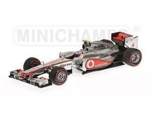Minichamps PM530114314 MC LAREN J.BUTTON 2011 WINNER CANADA GP 1:43 Modellino