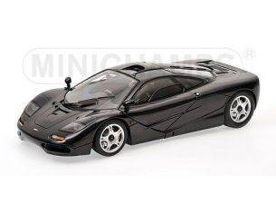 Minichamps PM530133130 MC LAREN F1 ROAD CAR BLUE MET.1:12 Modellino