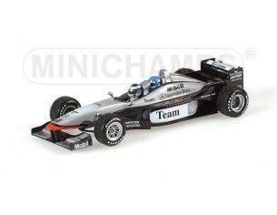 Minichamps PM530984378 MC LAREN HAKKINEN/COULTHARD 1:43 Modellino