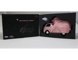 Miniminiera T74380 FIAT MULTIPLA PIG LA MAIALA 1960 1/18 Modellino