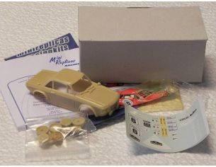 Minireplicas Slot 01 LANCIA FULVIA COSTABRAVA'73 KIT 1/32 Modellino