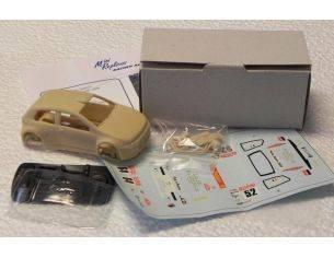 Minireplicas Slot 02 FIAT PUNTO SAN REMO 2001 KIT 1/32 Modellino