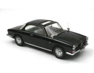 Neo Scale Models NEO18013 BMW 3200 CS BERTONE 1961 BLACK 1:18 Modellino