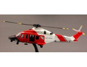New Ray NY25613 ELICOTTERO AGUSTA COAST GUARD 1:48 Modellino
