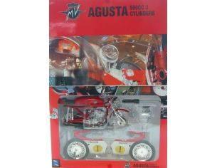 New Ray NY42105 MV AGUSTA 500 G.AGOSTINI'67 KIT 1:12 Modellino