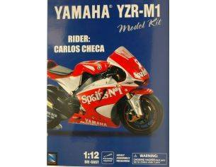 New Ray NY42235 YAMAHA C.CHECA N.7 2004 KIT 1:12 Modellino