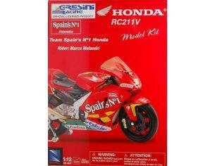 New Ray NY42515 HONDA M.MELANDRI N.33 KIT 1:12 Modellino