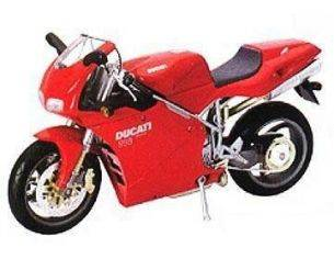 New Ray 48975 DUCATI 998 MODEL KIT 1/6 Modellino