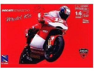 New Ray 49015 DC DUCATI DESMOSEDICI BAYLISS '12' Modellino