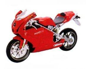 New Ray 49025 DUCATI 999 MODEL KIT 1/6 Modellino