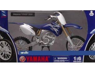 New Ray NY49083Y YAMAHA YZ 450 F 2009 1:6 Modellino