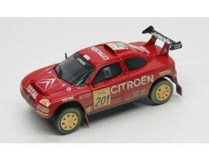 Norev 154121 CITROEN ZX RALLY RIDE WINNER DAKAR 1996 1:43 Modellino