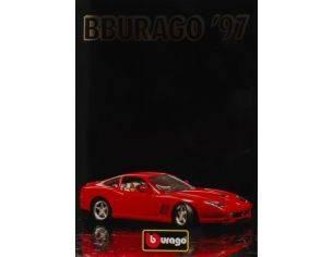 Bburago BUCAT1997-2 CATALOGO BURAGO 1997 PAG.72 Modellino