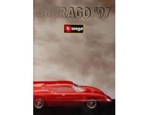 Bburago BUCAT1997 CATALOGO BURAGO 1997 PAG.72 Modellino