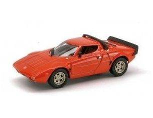 Norev NV785051 LANCIA STRATOS HF ORANGE-RED 1:43 Modellino