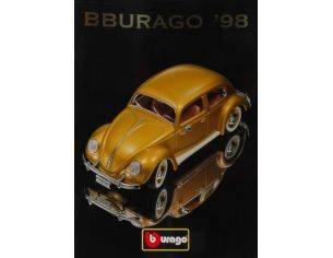 Bburago BUCAT1998 CATALOGO BURAGO 1998 PAG.72 Modellino