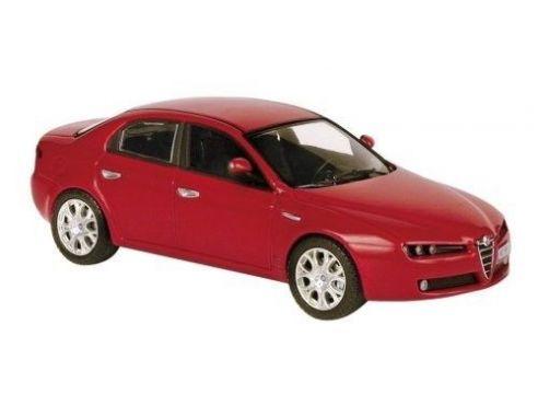 norev 790026 alfa romeo 159 q4 rouge alpha 1 43 modellino. Black Bedroom Furniture Sets. Home Design Ideas