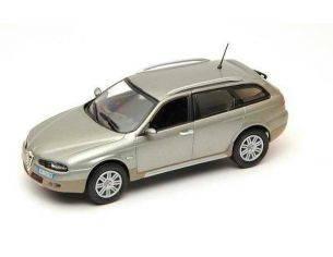 Norev NV790202 ALFA ROMEO CROSSWAGON Q 4 SILVER 1:43 Modellino