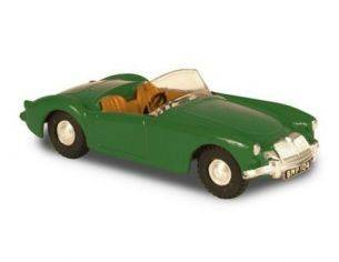 Norev SON104 M.G.A. SPORTS CAR GREEN 1/42 Modellino
