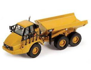 Norscot NR55073 CAT 725 ARTICULATED TRUCK 1:50 Modellino
