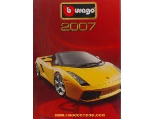 Bburago BUCAT2007 CATALOGO BURAGO 2007 Modellino